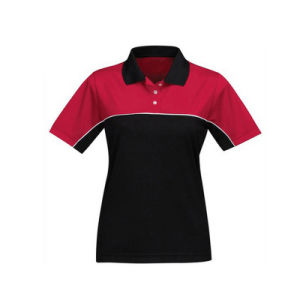 Women Summer Golf Bowling Sports Gym Wear Polo T Shirts pictures & photos