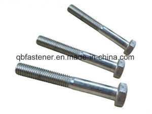 DIN601 M5-M39 Hex Head Bolts pictures & photos