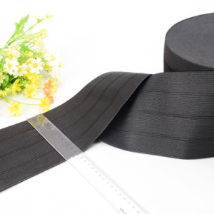 China Wholesale Knitting Elastic Tape pictures & photos