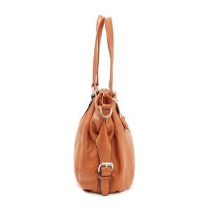 2017 New Fashion Ladies Shoulder Messenger Bag Nubuk Leather Ladies Handbags pictures & photos
