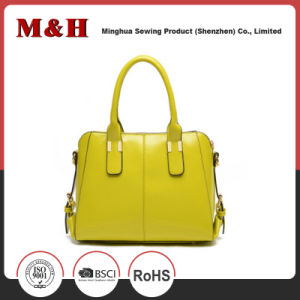 Fashion Large Capacity Multi-Pocketed Ladies Satchel Bag pictures & photos