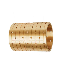 Centrifugal Casting and Precision Machining Bronze/Copper Bushing