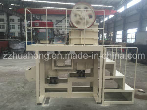 Mini Rock Stone Jaw Crusher Manufacturer/Portable Jaw Crusher Price pictures & photos
