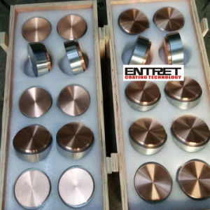 Sputtering Target: Titanium Sputtering / Arc Target with Different Materials pictures & photos
