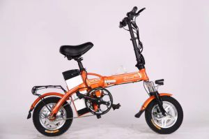 Ec Folding Electric Bike 60km/H pictures & photos