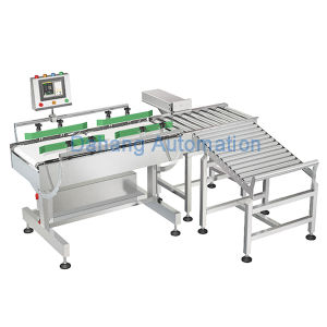 Online Checkweigher Machine for Various Packing Food pictures & photos