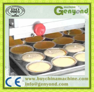 Cup Cake Making Machine Processing Line pictures & photos