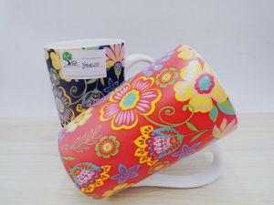 Ceramic Mug with Straight Design pictures & photos