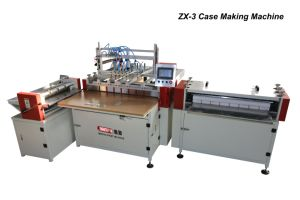 Zx-3 Book Case Making Machine pictures & photos