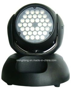 12*18W Rgbwauv 6in1 LED Moving Head Wash Light Wash pictures & photos