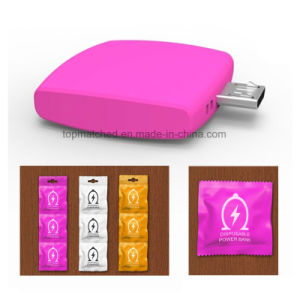 New Trending Products One Time Use Mobile Phone Power Banks Medical Promotional Gifts pictures & photos