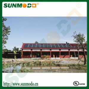 Color Steel Tile Roof Solar Mounting System pictures & photos