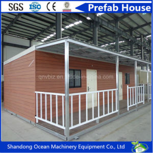 Long Lifespan Convenient Mobile Prefabricated/Prefab Modified Container Coffee House pictures & photos