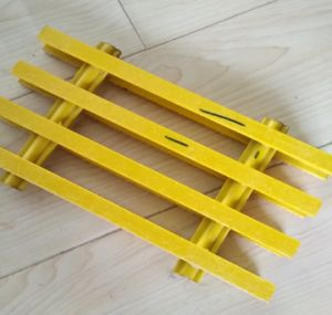 Bell FRP/GRP Pultruded Gratings, Fiberglass Pultrusion Grating pictures & photos