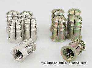 Metal Furniture Hardware Screw Nut pictures & photos