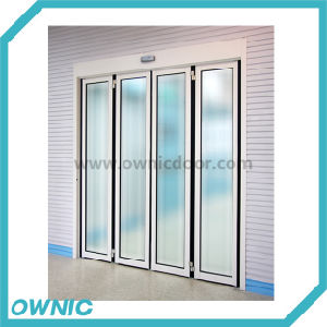 Hot Automatic Folding Doors pictures & photos