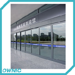 Top Automatic Glass Door - Hangzhou East Railway Station Project in 2013 pictures & photos