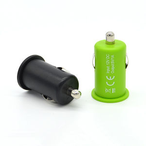 100% Brand New Universal Single USB Mobile Phone Car Charger pictures & photos