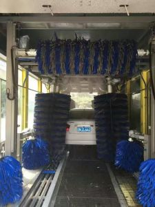 Tunnel Car Wash Machine of Tunnel Fully Automatic Fast Cleaning Equipment System High Quality pictures & photos