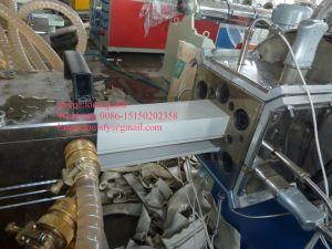 PVC Trunk Profile Extrusion Machine pictures & photos