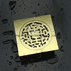 Floor Drain Brass Floor Drain pictures & photos