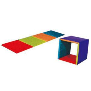 Good 60*60cm Children Foldable Gymnastic Mat for Sale pictures & photos