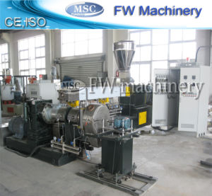 Plastic Pelletizing Machine Turnkey Project pictures & photos