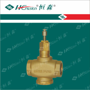Brass Valve Suitable for Honeywell Type Actuator, Dn15-Dn80 pictures & photos