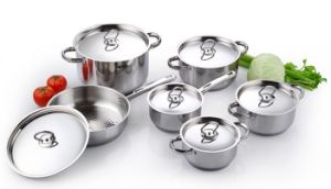 Hot Selling Stainless Steel-12 PCS Cooking Tool pictures & photos