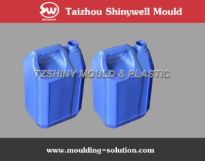 Extrusion Blow Mould for Oil Can