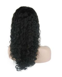 """8""""-26"""" Brazilian Virgin Hair Water Wave Lace Front Wig pictures & photos"""