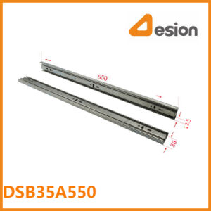 35mm Width 550mm Length Ball Bearing Slides pictures & photos