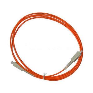Sc to Sc Multi-Mode Om3 Optical Fiber Jumper pictures & photos