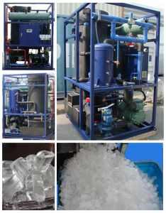 Tube Ice Machine for Cooling (1-30 tons) pictures & photos