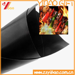 Custom Kitchenware Teflon BBQ Pad of Mat Easy Cleam Barbecue (XY-BBQ-KW-102) pictures & photos