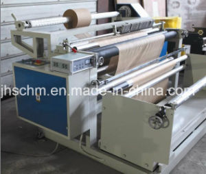 Jumbo Roll BOPP, PVC, Pet, PE Roll Slitting Rewinding Machine pictures & photos