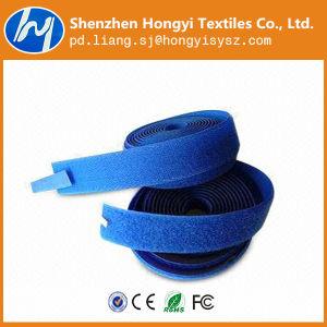 Colorful Durable 100% Nylon Elastic Velcro Tape Fastener pictures & photos