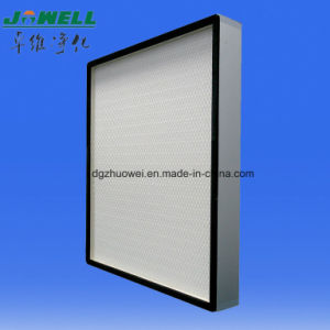 Cheapest Source of Certified 0.3 Micron (or lower) Pleated HEPA Sheet pictures & photos