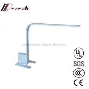 Modern LED Matt White Iron Table Lamp for Studying pictures & photos