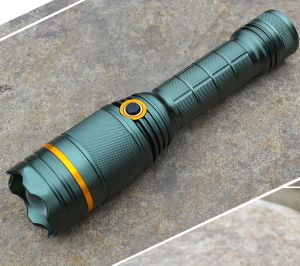 3.7V LED Flashlight for Policeman pictures & photos