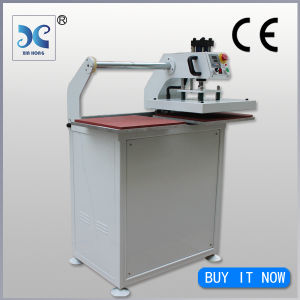 Xinhong brand FJXHB2-1 Automatic Hydraulic Dual Heat Press Machine pictures & photos