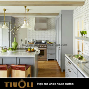 Cheap Custom Qauality Modern Kitchen Cabinet and Furniture (AP133) pictures & photos