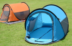 Outdoor Camping Tent Pop up Tent Automatic 2 Person Tent pictures & photos