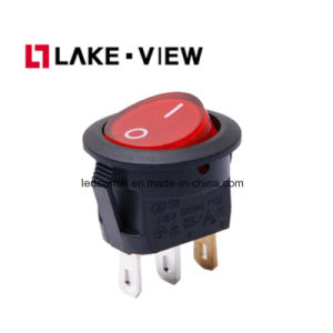 21*15mm Electric Rocker Switch with RoHS Ce UL TUV pictures & photos