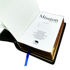 High Quality Customzied Hard Cover Bible Book Printing pictures & photos