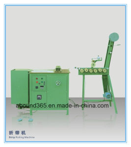 Strip Rolling Machine for Knitting Tape pictures & photos