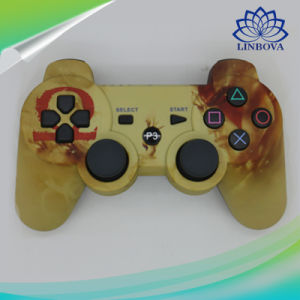 Wireless Bluetooth Gamepad Joypad Gamepad Video Game for Playstation 3 PS3 PS4 Console Controller pictures & photos