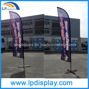 2.8m Decorative Feather Flag Custom Printing for Advertising pictures & photos