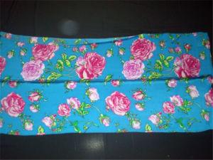 19m/M Silk Satin Print in Flower Design pictures & photos