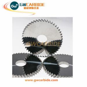 Slitting Cutter Carbide Teeth Circular Blade pictures & photos